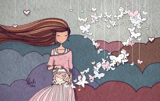 «Бабочки в животе»: как понимать это выражение с точки зрения психологии?